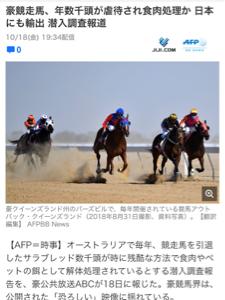 audjpy - オーストラリア ドル / 日本 円 自分たちが昔乱獲してたクジラはダメでも 頑張った競走馬はいいらしい イミフ