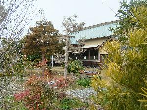 新池山寺 新池左衛門は日蓮の信仰が厚く何度も身延の日蓮大聖人に参拝しました、そして日蓮の教えの正を学び喜びまし
