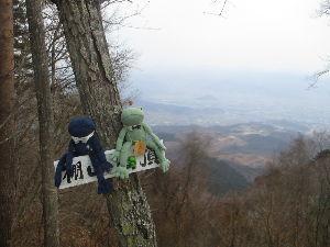 御岳山へ レッツらGO! リトさん^^ もん次郎くん、母猫に似てきてますね。。。( ^ω^ )