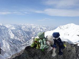 御岳山へ レッツらGO! こんにちは^^  みんなと行った谷川岳 懐かしかったです。。。(^^♪  リトさん^^ 都合が合えば