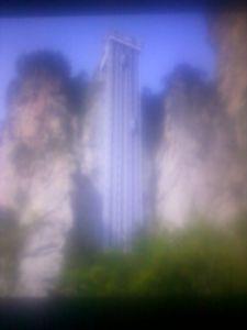 他人丼 親子丼の鶏肉が豚肉に入れ替わったメニュー 宇都宮市 山の崖面にエレベーターがある 外国