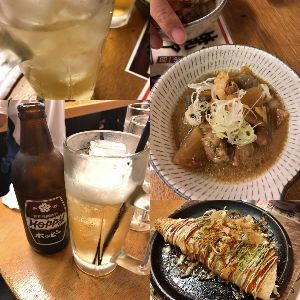 NEWビジネスマンfrom東京 名古屋から来た友人と東京駅地下街の立ち飲み屋に行った!