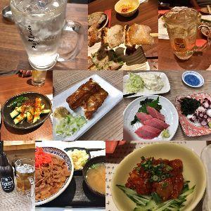 NEWビジネスマンfrom東京 昨日は仲のいい部下と昼のみでした。 いつもよりは軽くいい感じののみでした。 今まで いろんなお店を試