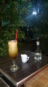 ISLAND♪cafe ひまわりさん♪  休みになるとなぜか、めっちゃ元気が出てきます 5時から男と同じかも(笑)  これか