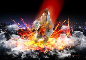真実しか語りません(=゚ω゚=)☀ こんなバ・カ・・が平然と生きとったク・・ソの家 衝突して燃え尽きろ! ゴミ