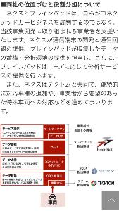 6634 - (株)ネクスグループ ここも今朝の日経の関連ですね  ttp://mw.nikkei.com/sp/#!/article/