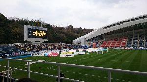 2016年3月21日(月) 広島 vs ソフトバンク 今日はサッカー観戦