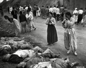 誰も居ない糞TEXTREAM わはははははははははははっはは大爆笑 1951年韓国保導連盟事件   住民30万人の大虐殺。