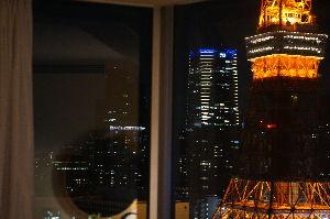 8462 - フューチャーベンチャーキャピタル(株) 今年もご褒美したい。 ちなみに昨年の11/24に泊まった ザ・プリンスパークタワーからの窓景色です。