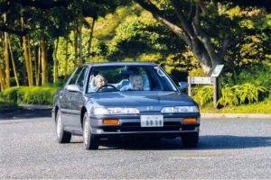 8462 - フューチャーベンチャーキャピタル(株) 天皇陛下の愛車は91年式インテグラだ。 知らんのか?