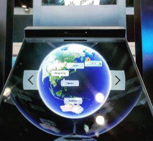 アスカネットを応援する全国の仲間達 アスカネット  米国、オーランドで行われたInfoCommにおいてthe Digital Signa