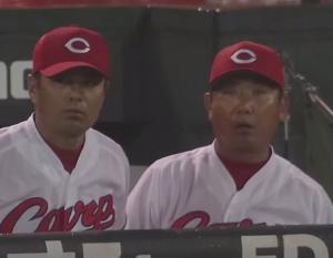 2015年8月25日(火) 広島 vs 阪神 15回戦 「おいおい・・・」
