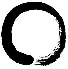 5917 - (株)サクラダ 禅僧はよく円相を書く。 丸い円のことだ。 始めもなく、終わりもない、それは命かもしれないし、全宇宙か