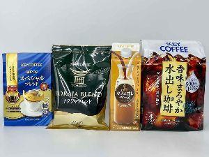 2594 - キーコーヒー(株) カフェオレベースに惹かれ、今さらながら購入しました。 夏らしいラインナップで良い優待と思いました。