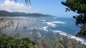 集まれ!宮崎の中高年ライダー! お久し振りです。 今日プチツーに行って来ました 青島の潮騒閣ってとこからまっすぐ南下すると 堀切峠の