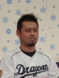 鬼門!ナゴヤドーム その2勝は全部エース朝倉の勝利^^