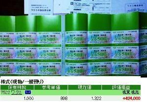 7522 - ワタミ(株) 12月1日から2019年5月31日まで有効の株主優待券12,000円分(500円券24枚)は昨日届き