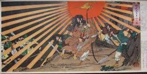 神武朝は西暦180年から260年頃、時代的には邪馬台国と一致する。 >丁度、帥升の時期に重なる。 >帥升=スサノヲ説は有り得ることです。  まったくその通り