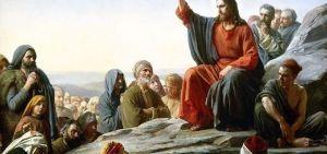 キリストについて おはようございます。 亜美です。  今日は、マタイによる福音書から 「地の塩」について考えます。