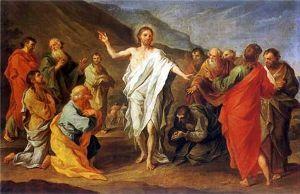 キリストについて こんばんは、亜美です。 いよいよ復活祭が近づきました。  私たちの典礼では、受難の主日、 聖木曜日、