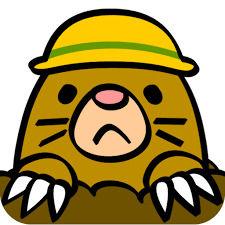 6849 - 日本光電 雲のち☂   時々雹   も一度 穴埋め地下工事しておきます。