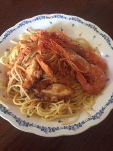 株の大勝会(会員制) お疲れ様です 僕は海鮮系なスパゲッティです!