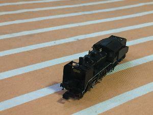 鉄道模型(N)を始めました♪ 入線しますた