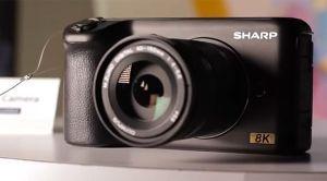 6753 - シャープ(株) これ見て、機嫌なおしてくれwwwwww  ついにこのサイズの8Kカメラが...えええっ!? シャープ