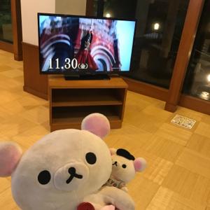 3824 - メディアファイブ(株) 登別のホテルのテレビ美人マダム💖叶う前は俺が行く度に『モテる女子100人』という胸糞悪い特番ばかり流