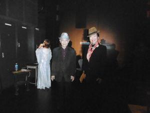 魔法の指笛 10.30長岡リリックホールでカラオケ大会に魔法の指笛で参加して菅原洋一の ヒット曲「今日でお別れね