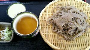 埼玉LIFE【新館】 蕎麦の味がこく  白だしと大根で品のよい味でした。  蕎麦湯 個性的ですが 美味しかったー  店構え