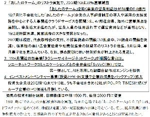 6058 - (株)ベクトル S高はいらない。  イッキマスヨー  1500円w 徐々にね。