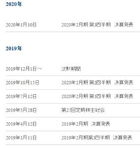 6058 - (株)ベクトル さぁー、1月10日(金)の3Q決算まで約1か月ですよ!!!  IRカレンダーを見て笑ってしまったw