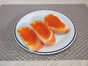 変かもしれないけど美味しい料理 [ 完熟ニガウリのジャム ]  よく熟して明るいオレンジ色になったニガウリをジャムにしました。  種