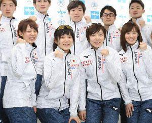 フィギュアスケートにはLGBT の選手がたくさんいます。 スピードスケート日本代表の選手たち。