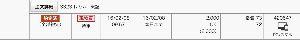 ⭐️Twinckle icarry 2 ⭐️ 今日の最後にヤケクソトレードの一例。 まな板の上の鯉見たいなトレード。猛反省。 笑って下さいな。今の