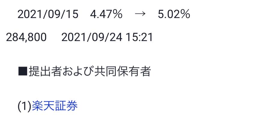 6659 - (株)メディアリンクス さらに浮動株が減ったな(^_^)