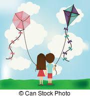 6659 - (株)メディアリンクス イメージするんやで! 空高く凧揚げしたら、ドナイニナル!?  夕方やから、これでオシマイヤデ!!