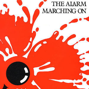 My Fav Five The Alarm ‎–  Marching On   『Declaration
