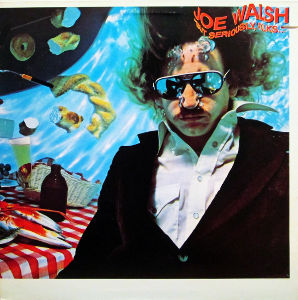 My Fav Five Joe Walsh - Second Hand Store    Backing Vocals &n