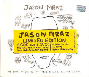 My Fav Five Jason Mraz - Love for a child   『We Sing, We Dance