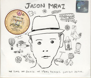 My Fav Five Jason Mraz - Make It Mine   『We Sing, We Dance, We