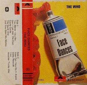 My Fav Five The Who – The Quiet One (1982 Dallas,TX
