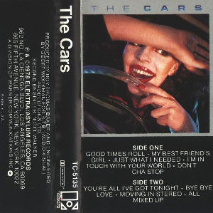 My Fav Five The Cars - You're All I Got Tonight (Live 197