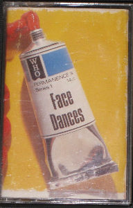 My Fav Five The Who – Another Tricky Day  『Face Dan