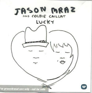 My Fav Five Jason Mraz - Lucky (feat.Colbie Caillat)   『We Sin