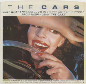 My Fav Five The Cars - Just What I Needed (The Midnight Specia