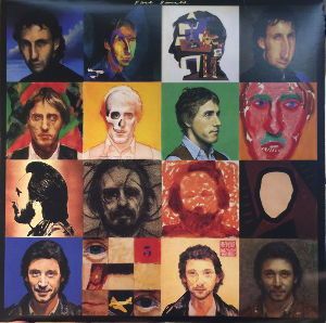 My Fav Five The Who – Daily Records  『Face Dances』1