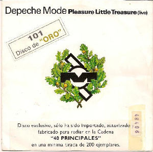 My Fav Five Depeche Mode - Pleasure, Little Treasure (Glitter