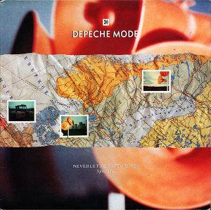 My Fav Five Depeche Mode - Never Let Me Down Again (Split Mix)